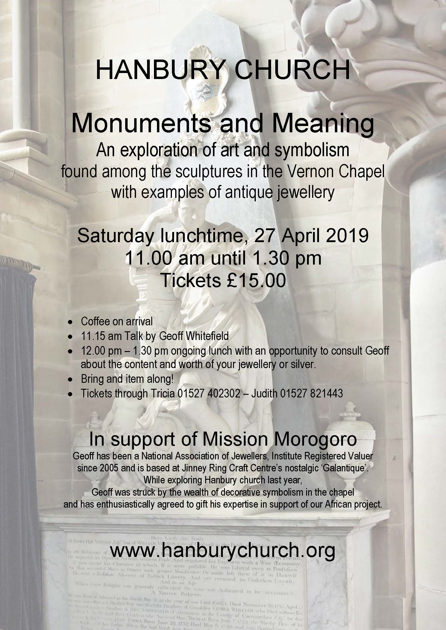 Monuments and Meaning